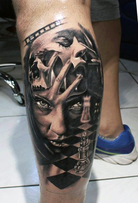 Tatouage Homme Mollet 50 Sublimes Dessins